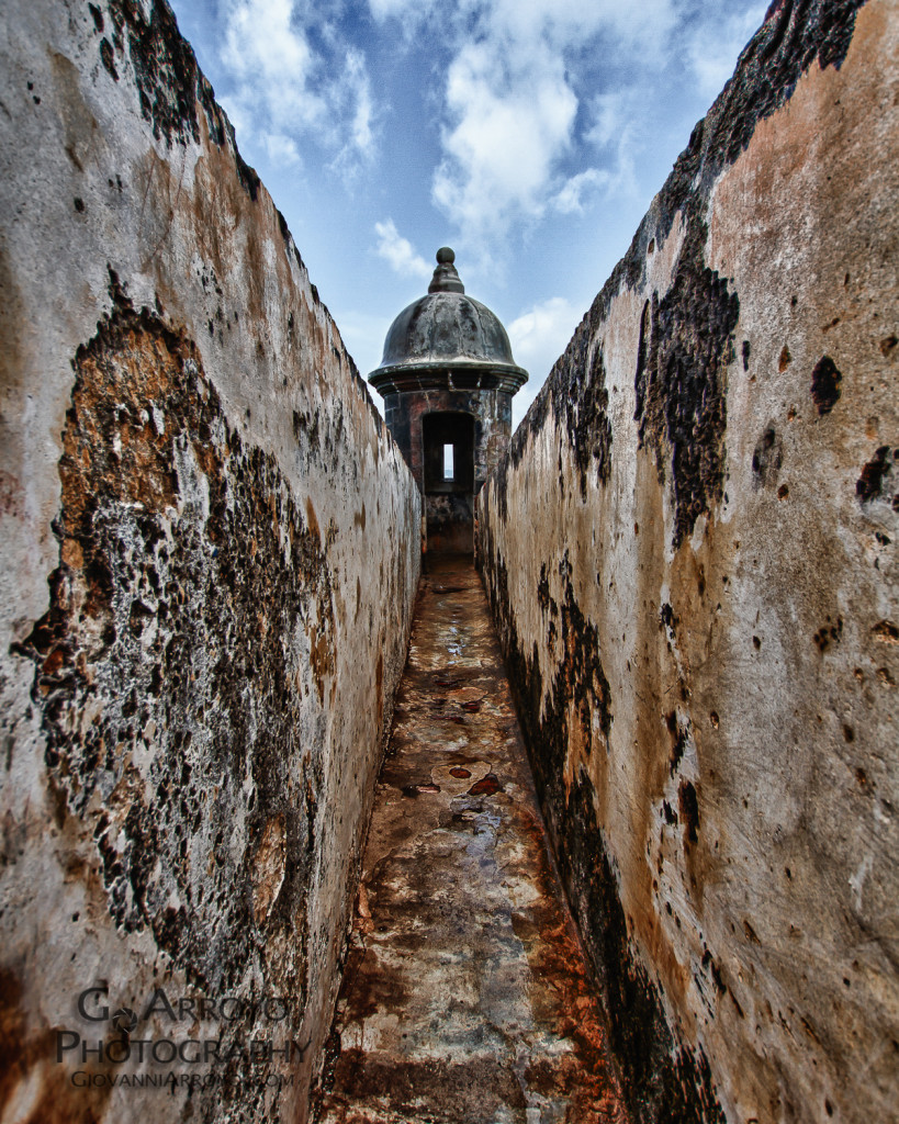 Puerto Rico El Morro G. Arroyo