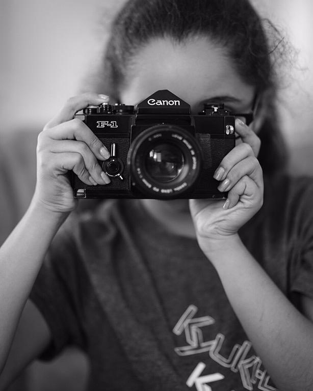 Canon F1 Leyla