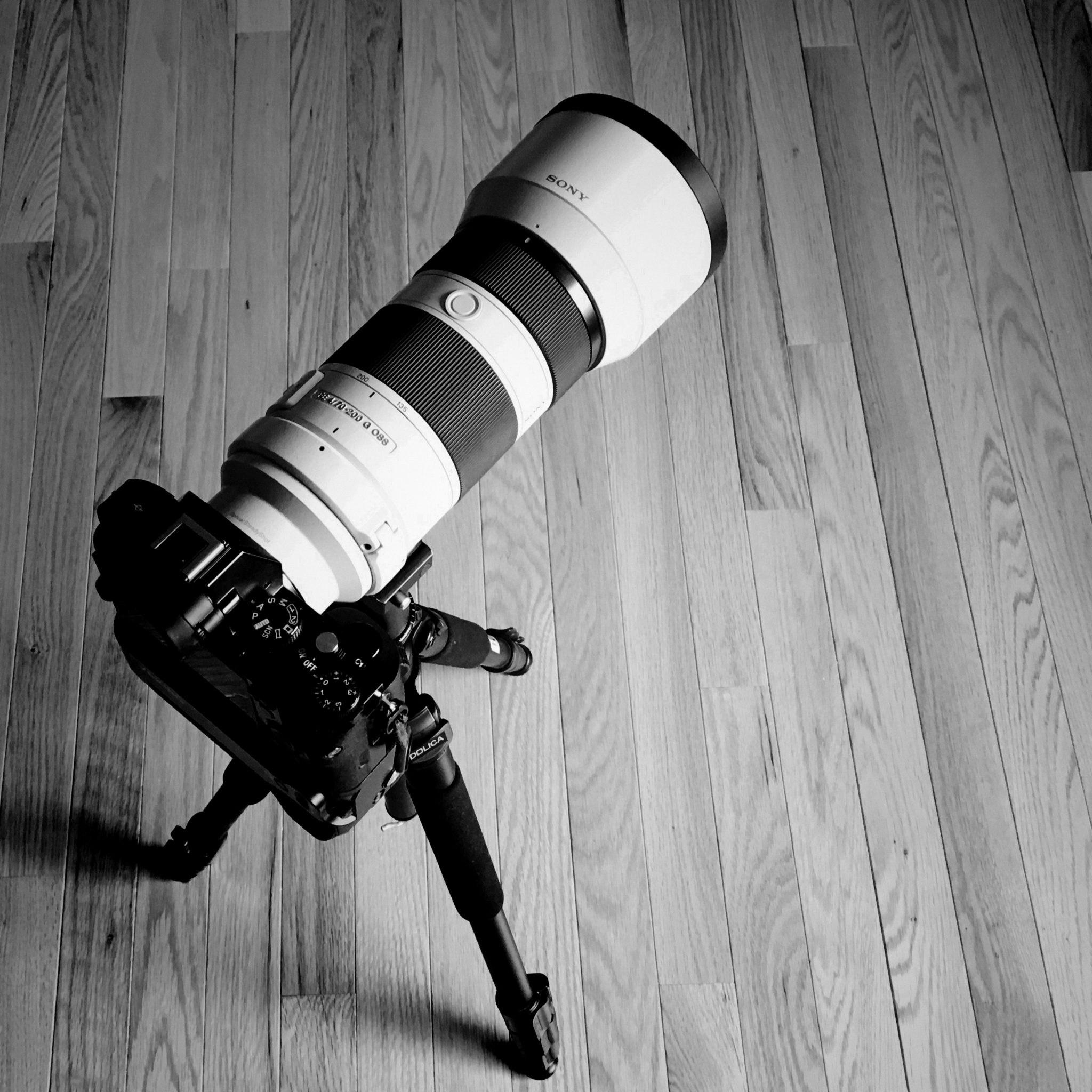 Big Boy Camera