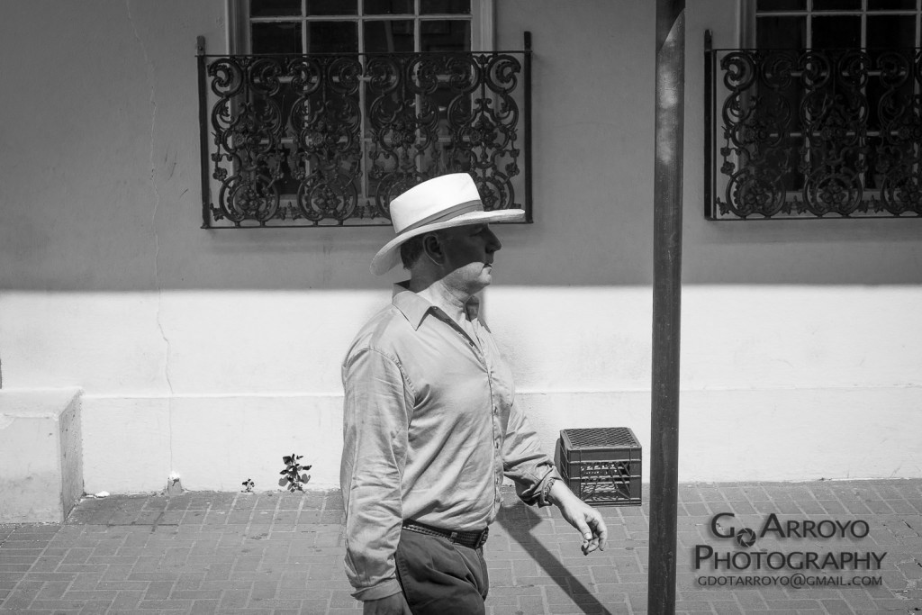 One Camera, One Lens: New Orleans